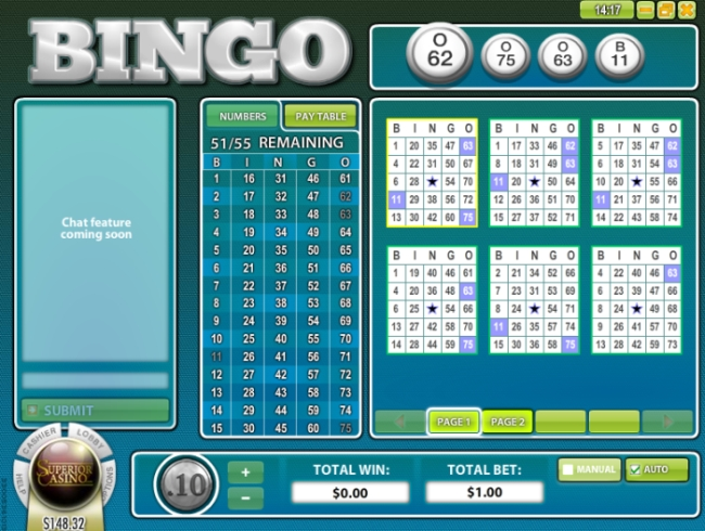 Some Interesting Details of Online Bingo That Managed to get a well known Game