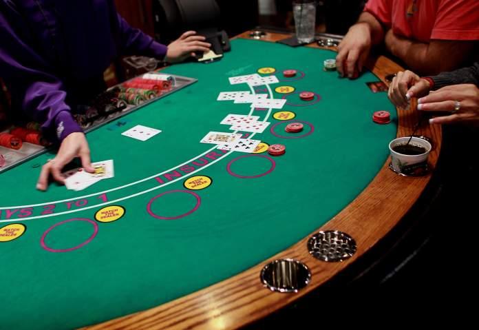 Lucrative Blackjack Game