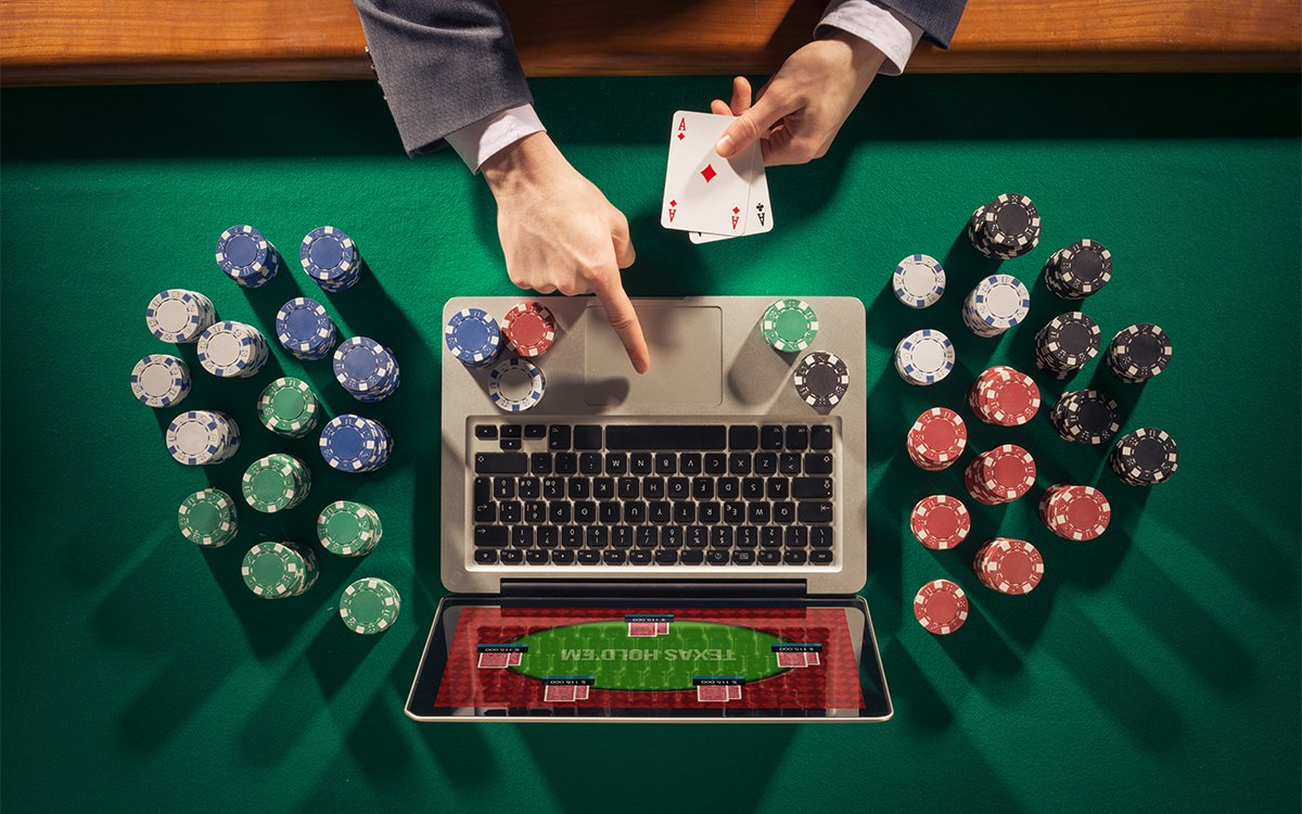 How can you have a wonderful poker experience with online poker?