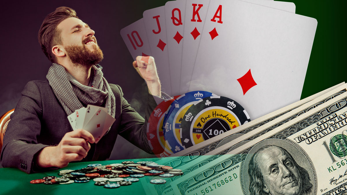 The Health Benefits Of Playing Poker